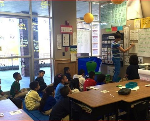 classroom elementary