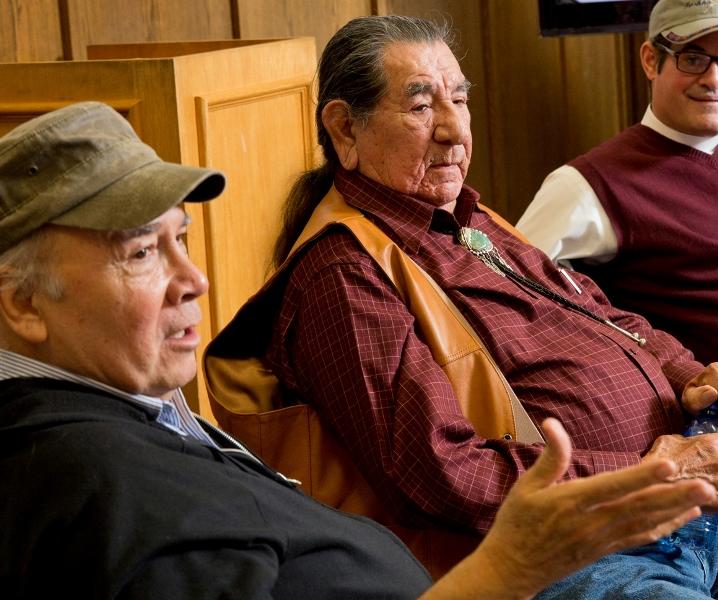Native American Panel