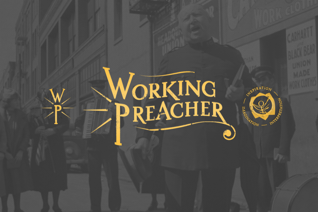 WorkingPreacher.org