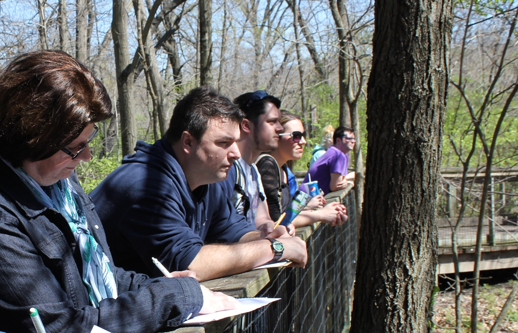 Science, Theology and Ministry students visit the local zoo