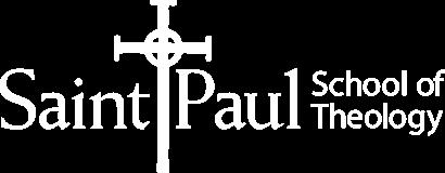 Saint Paul School of Theology transparent header logo.