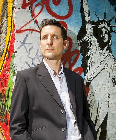 Dr. Luke Bretherton, Professor of Theological Ethics at Duke Divinity School