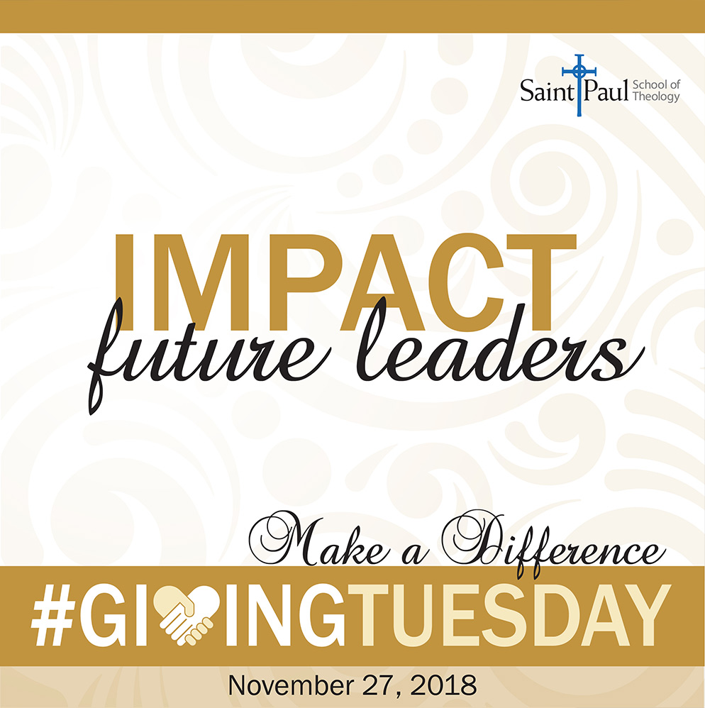 """Impact Future Leaders"" Giving Tuesday logo"